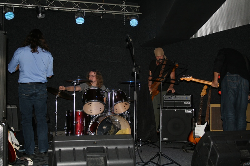 Skupina Žalman Brothers Band - British Rock Stars