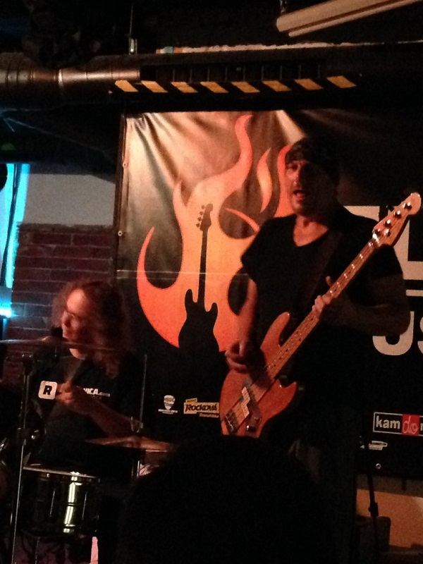 Skupina Žalman Brothers Band – Flame Music Bar
