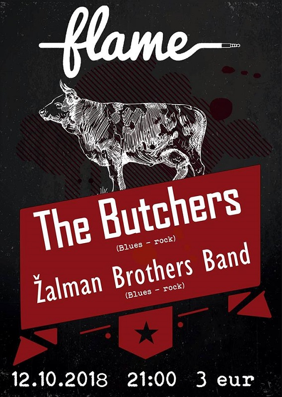 Žalman Brothers Band - The Butchers